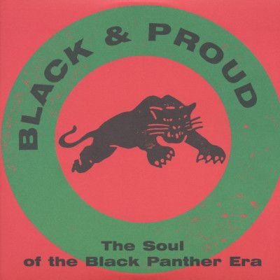 VARIOUS ARTISTS - BLACK AND PROUD
