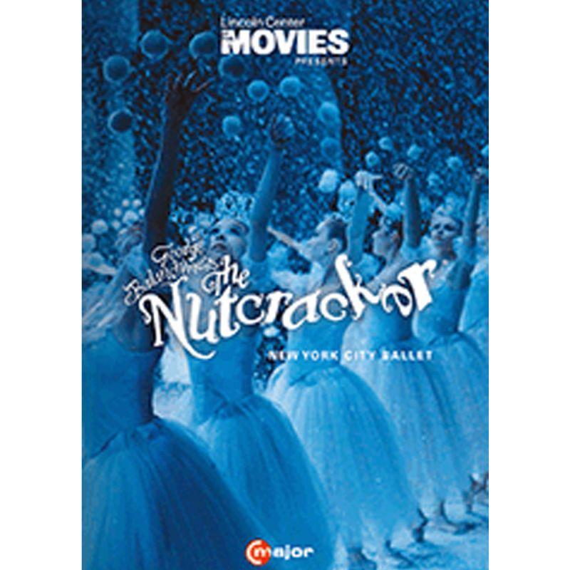 NEW YORK CITY BALLET OR/KAROUI - TCHAIKOVSKY/THE NUTCRACKER (DVD)