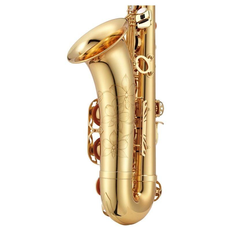 Jupiter JTS1100Q Bb Tenor Saxophone, gold lacquered