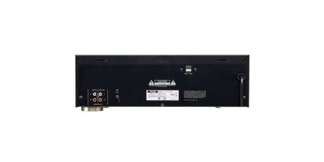Teac W-1200 Twin Cassette Deck