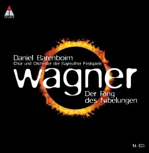 BARENBOIM KUPFER - WAGNER DER RING DES NIBELUNGEN