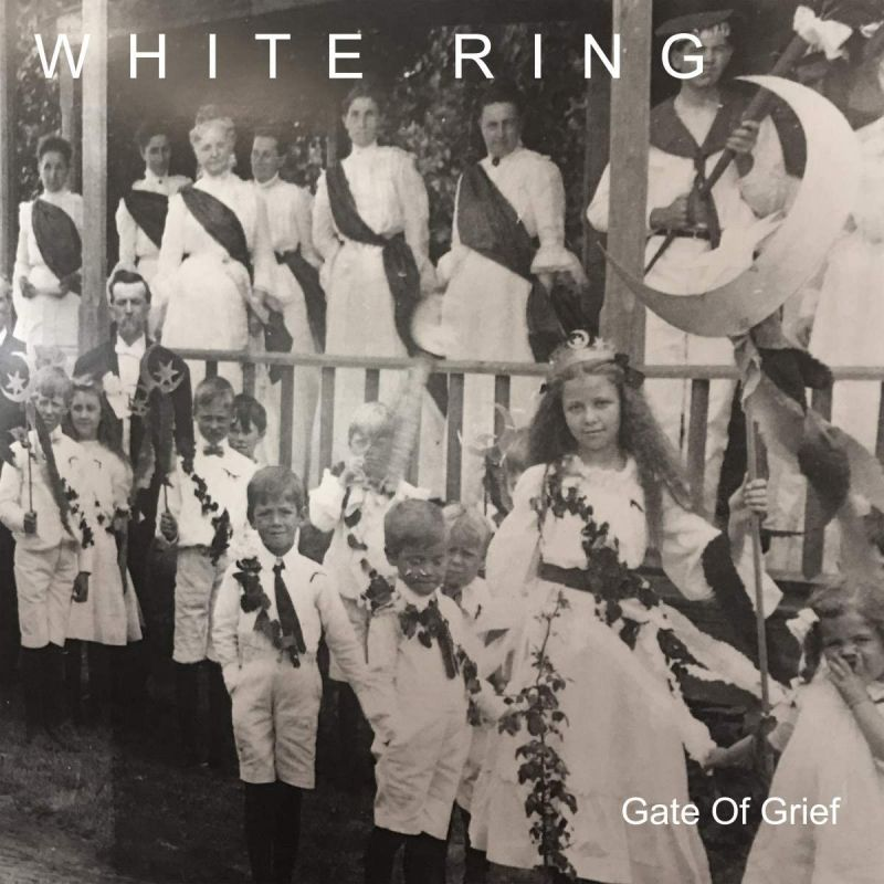 WHTE RING - GATE OF GRIEF