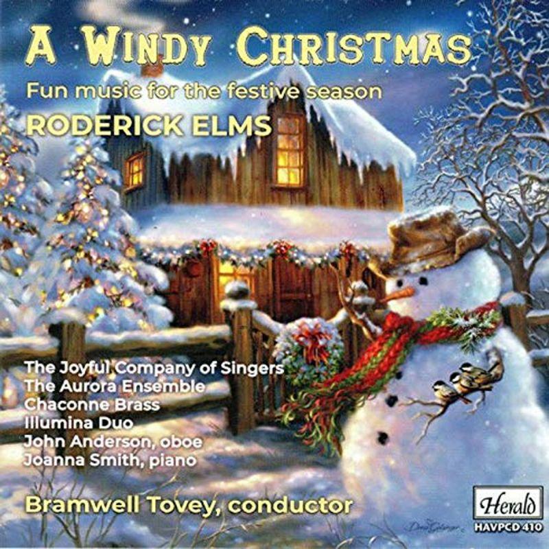 JOYFUL COMPANY OF SINGERS - A WINDY CHRISTMAS