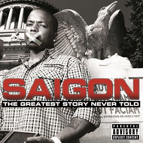 SAIGON - GREATEST STORY NEVER TOLD - RSD 2021 - DROP 2