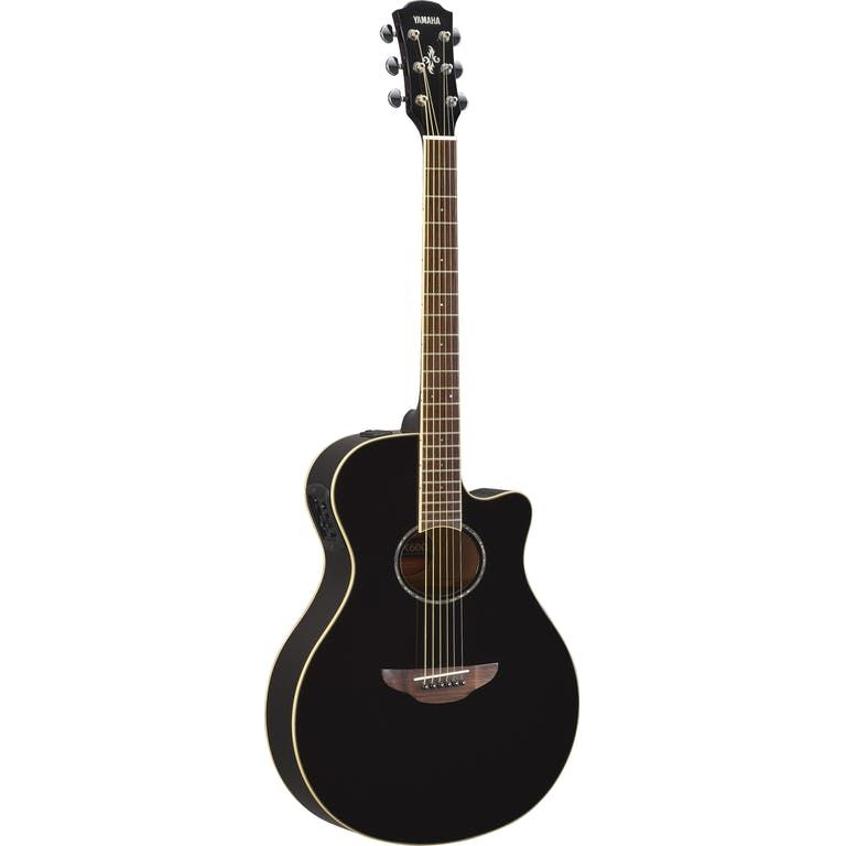 Yamaha APX600 Black Electro Acoustic Guitar