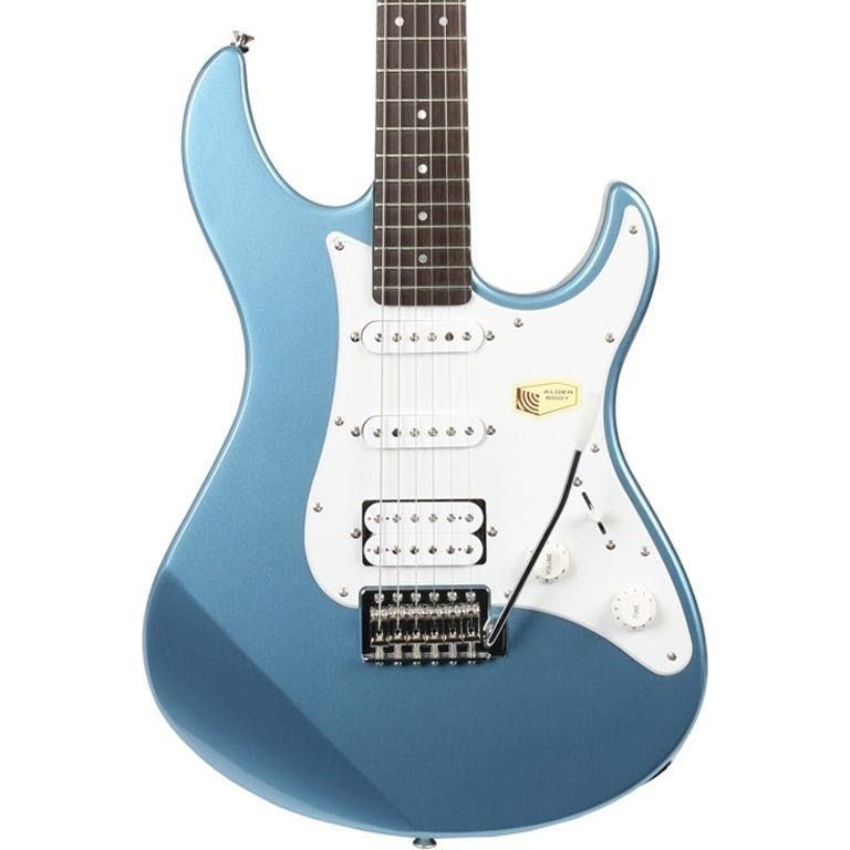 Yamaha Pacifica 112J Electric Guitar In Lake Placid Blue