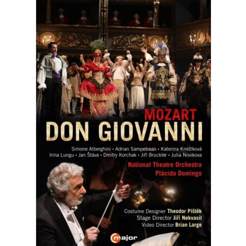 VARIOUS ARTISTS - MOZART/DON GIOVANNI (DVD)