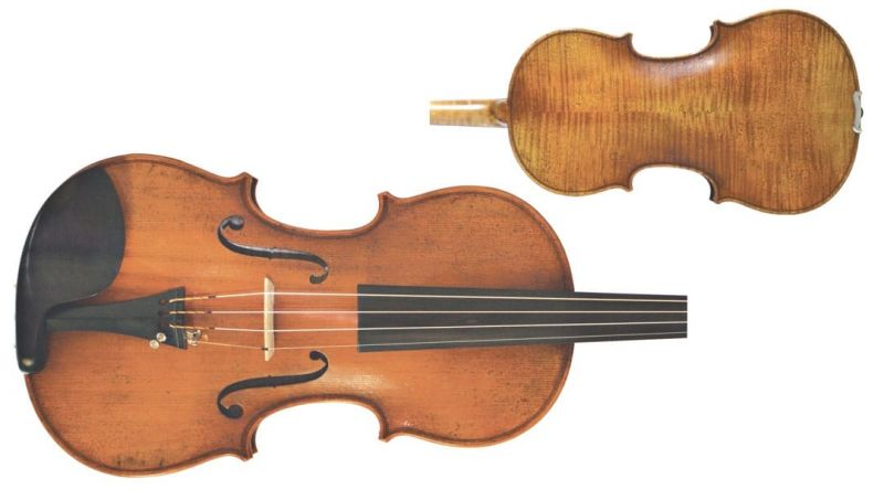 Eastman Young Master Violin Full Size