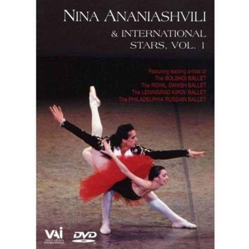 VARIOUS ARTISTS - NINA ANANIASHVILI AND INTERNATIONAL - 1 (DVD)