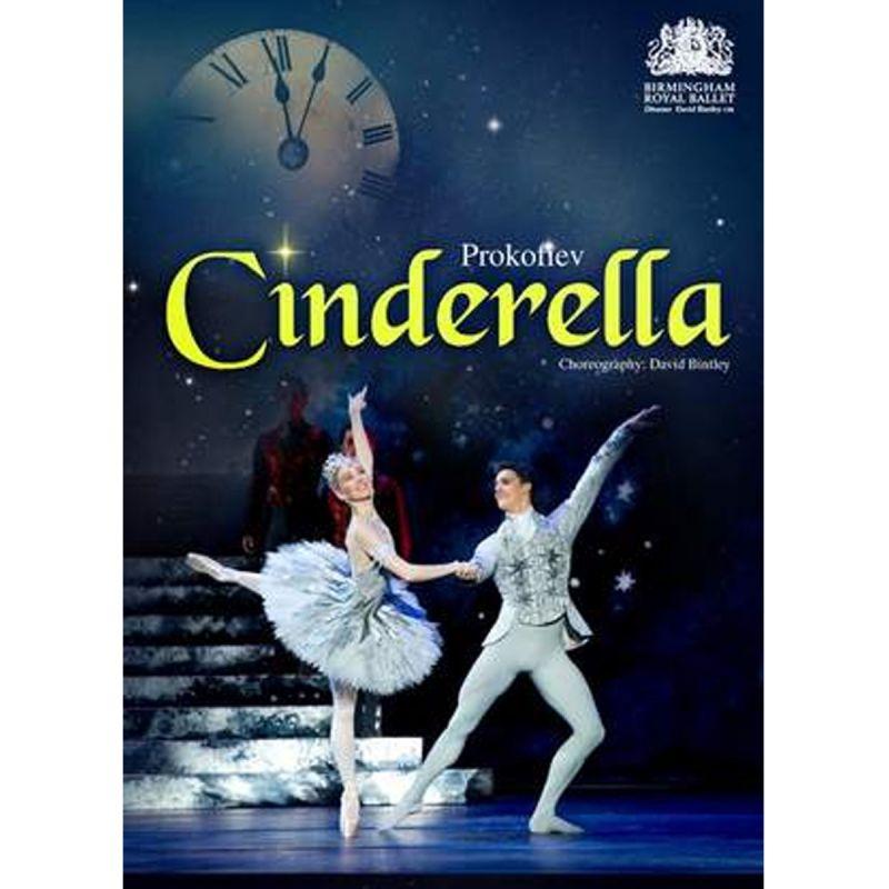 BIRMINGHAM ROYAL BALLET - CINDERELLA (DVD)