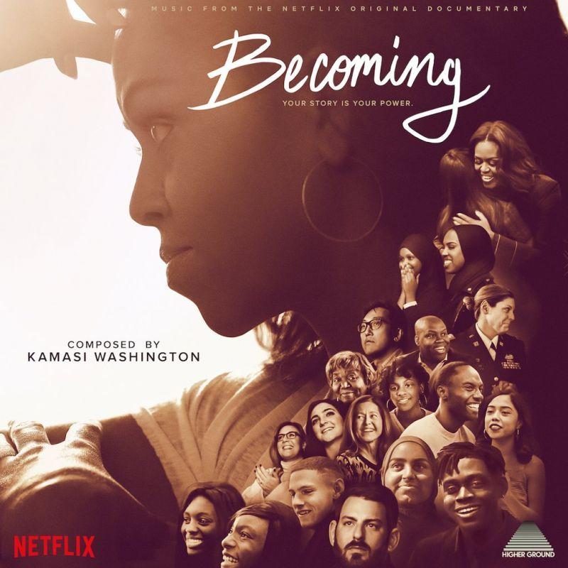 Original Soundtrack - KAMASI WASHINGTON - BECOMING - VINYL