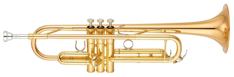 Yamaha YTR6335RC 'Commercial' Trumpet, Display Model