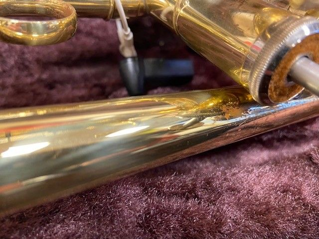 Pre Owned Yamaha YTR2320 Trumpet Outfit
