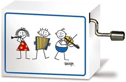 Music Box - Alle Voglein schon da