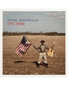 ERIC BIBB - DEAR AMERICA - cd