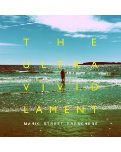 MANIC STREET PREACHERS - THE ULTRA VIVID LAMENT - VINYL