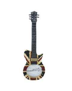 Photo Frame Guitar Union Jack