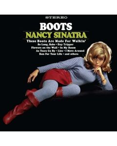NANCY SINATRA - BOOTS - LIMITED EDITION CLEAR VINYL