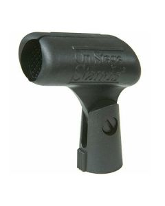 On Stage Unbreakable Dynamic Rubber Mic Clip
