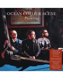 OCEAN COLOUR SCENE - PAINTING - LIMITED EDITION WHITE VINYL
