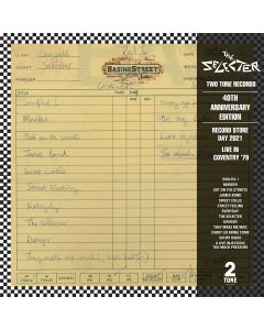 SELECTER - LIVE IN COVENTRY - RSD 2021 DROP 2