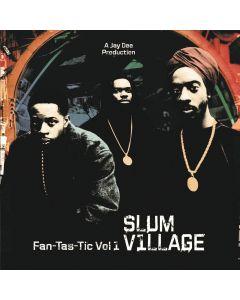 SLUM VILLAGE - FANTASTIC - VOL 1 - 2LP VINYL