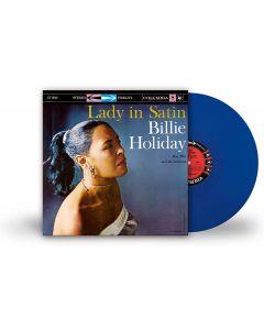 BILLIE HOLIDAY - LADY IN SATIN - BLUE VINYL - NAD 2021