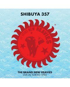 BRAND NEW HEAVIES - SHIBUYA 357 - VINYL