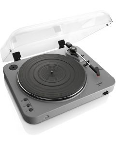 Lenco L-85 Turntable with USB Direct Recording [Grey]