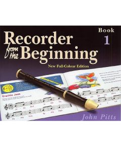 Pitts, John - Recorder From The Beginning Book 1 2004 revised