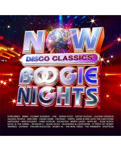 VARIOUS ARTISTS - NOW BOOGIE NIGHTS DISCO CLASSICS - CD