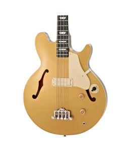 Epiphone Jack Casady Metallic Gold Bass Guitar
