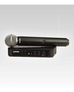 Shure BLX24 Vocal System WSM58