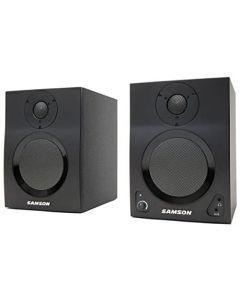 Samson MediaOne BT4 Bluetooth Monitors (Pair)