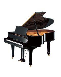 Yamaha C3 Studio Grand Piano in Polished Ebony