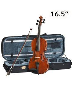 Stentor Conservatoire Viola Outfit, Oblong Case, 16.5' (1551QE)
