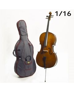 Stentor Student 2 Cello Outfit, 1/16 Size (1108I)