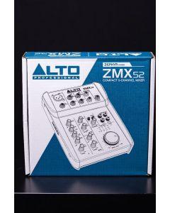Alto 5 Input Mixer