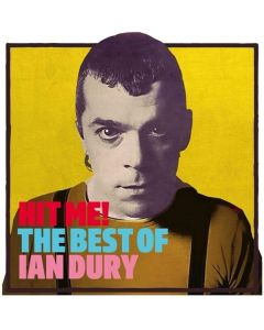 IAN DURY - HIT ME - THE BEST OF - 3CD