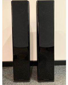 Wharfedale Diamond 11.3 Floor Standing Speakers, Black Wood - Display Model