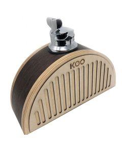 Keo KEO-GUI-BLK Wooden Guiro