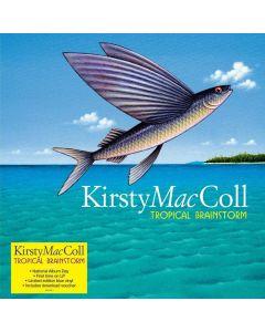 KIRSTY MACCOLL - TROPICAL BRAINSTORM - COLOURED VINYL - NAD 2021