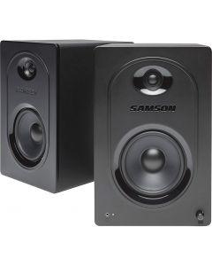 Samson MediaOne M50 Powered Studio Monitors (Pair)