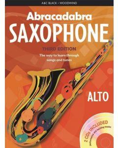 Rutland, Jonathan - Abracadabra Saxophone With CD