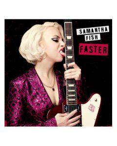 SAMANTHA FISH - FASTER - CD