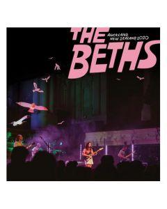 BETHS - AUCKLAND NEW ZEALAND 2020 - HOT PINK VINYL