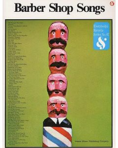 Various - Barber Shop Songs