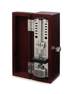 Wittner Taktell Super Mini Wooden Metronome, Mahogany