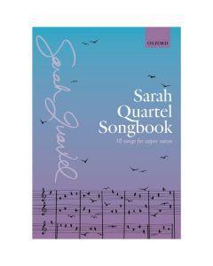 Sarah Quartel - 10 pieces for upper voices (2 or 4 Part Upper Voices)