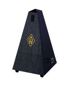 Wittner W806K Pyramid Metronome, Plastic Casing, Black Grain Finish